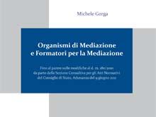 Organismi di mediazione e formatori per la mediazione