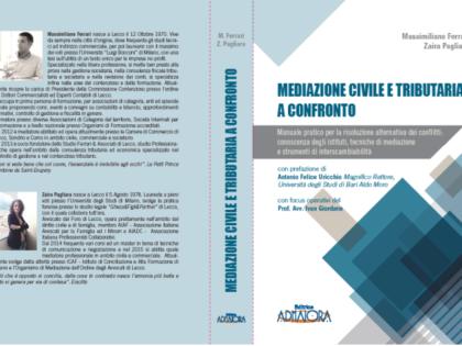 Libro Mediazione civile e tributaria a confronto